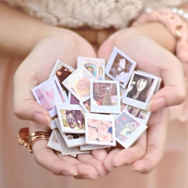 You can totally DIY these Instagram magnets.