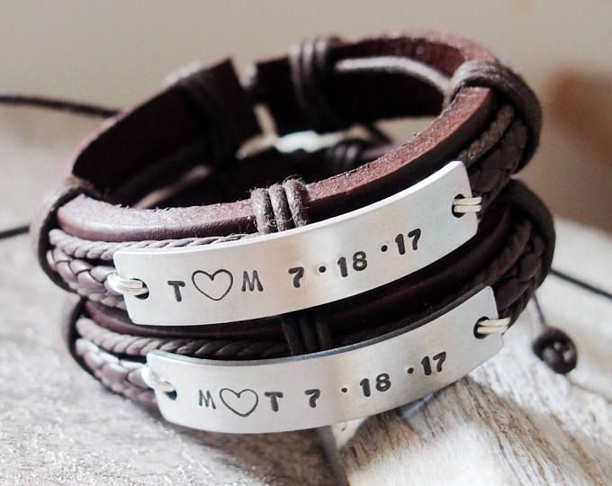 25 best ideas about matching couple bracelets on
