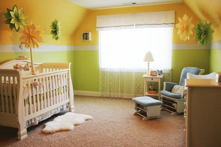 Choosing Nursery Decor For Your Baby's Room
