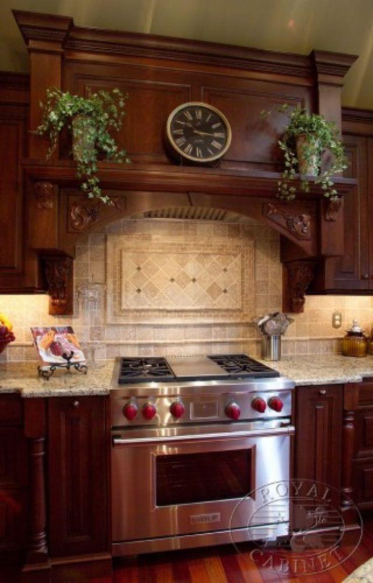 Gorgeous 100 Brilliant Traditional Style Kitchen Ideas https://cooarchitecture.com/2017/07/01/100-brilliant-traditional-style-kitchen-ideas/