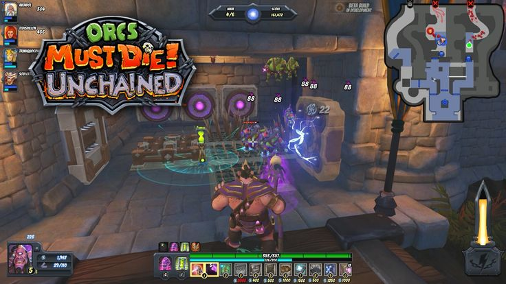 Hey Everyone  Open Beta for Orcs Must Die Unchained was just released not to long ago and I super excited.  I used to play Orcs Must Die 1 and Orcs Must Die 2 when they first came out.  Plus I like tower defense games where I don't have to sit still and watch my towers do all the work like Dungeon Defenders 2 and Sanctum.  Although I do enjoy this game I'm a bit worried about the microtransactions in the game.  Time will tell.  Thanks for watching! :D  You guys know what to do if you like…