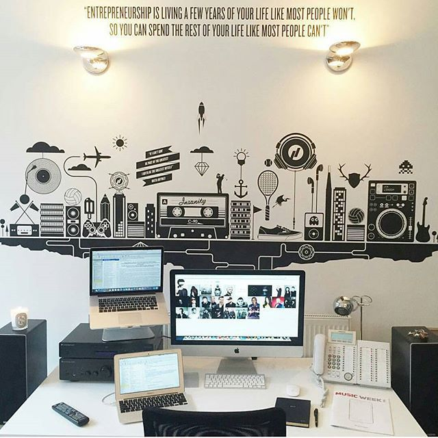 The Workspace Stylist  (TWS) @theworkspacestylist Workspace Inspo a...Instagram photo   Websta (Webstagram)