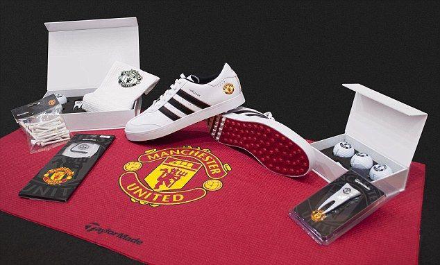 El Manchester United, ¿al rescate de la división de golf TaylorMade de adidas?