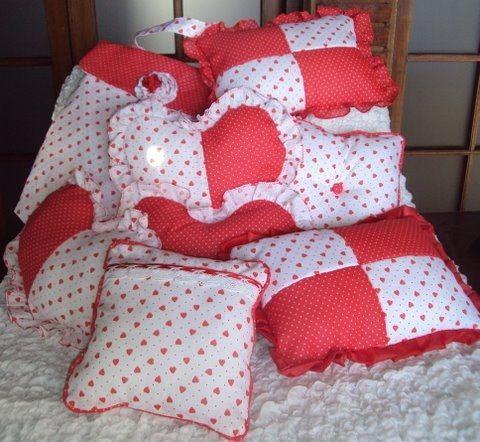 Como hacer almohadones buscar con google manualidades - Como hacer almohadones ...
