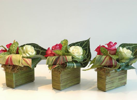 Blume, florist in Montreal : flower arrangements for Valentine's day