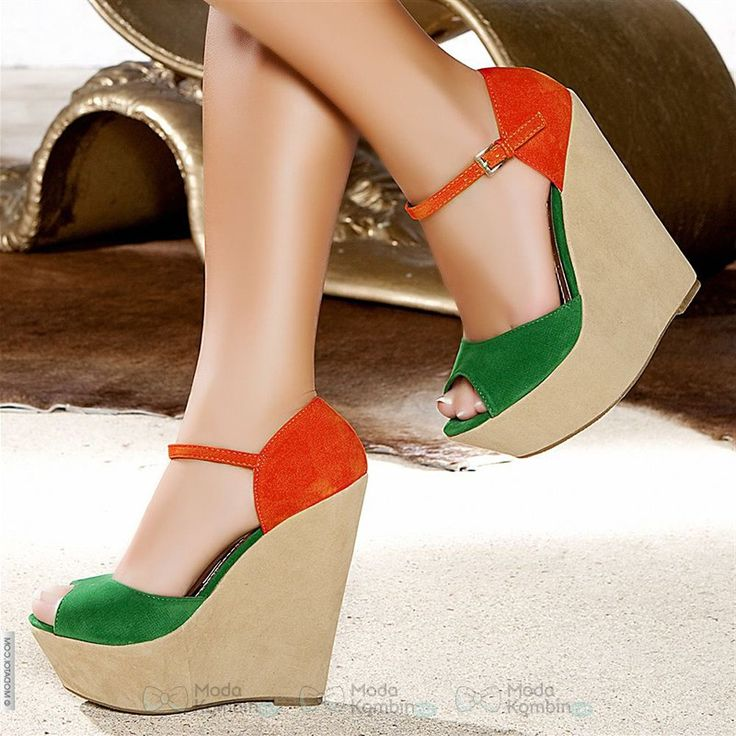 Dolgu Topuklu Ayakkabı Modelleri - //  #AyakkabıModelleri #DolguTopukluAyakkabı #Yüksektopukluayakkabılar