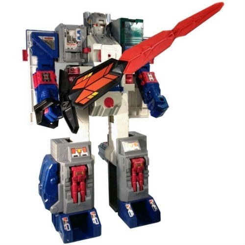 Takara transformers encore 23 reissue fortress maximus