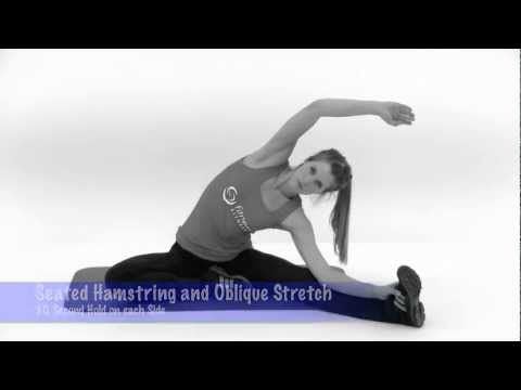 13 Min Lower Body Stretches – A Stretching Routine for Flexibility