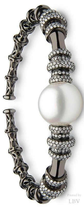 Yoko London ♥✤Twilight South Sea pearl cuff