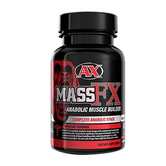Athletic Xtreme Mass FX 112 Caps
