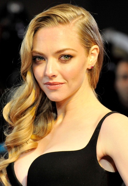 Amanda Seyfried at the London premiere of Les Miserables, December 5th