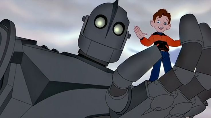 The Iron Giant to get special theatrical re-release - http://renegadecinema.com/37191/the-iron-giant-to-get-special-theatrical-re-release