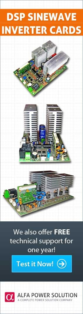 Dsp Sinewave Inverter Cards Manufacturers Suppliers And Exporters Of Pure True Dsp Sine Wave Inverters Home Ups Cards Kits Solutions Solar Inverter Cards