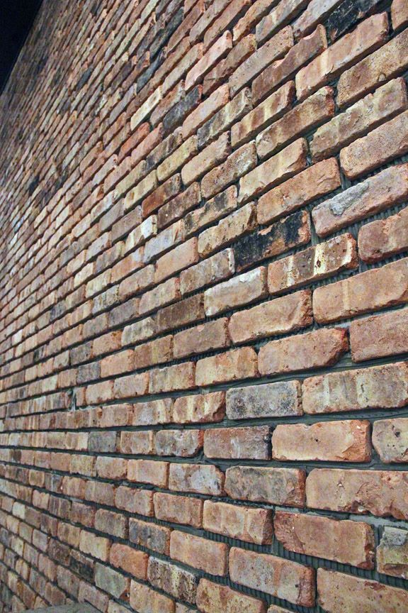 how to cut a hole in brick