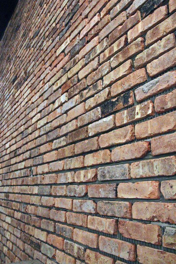 Chicago Thin Brick Veneer Pre Mortar Application