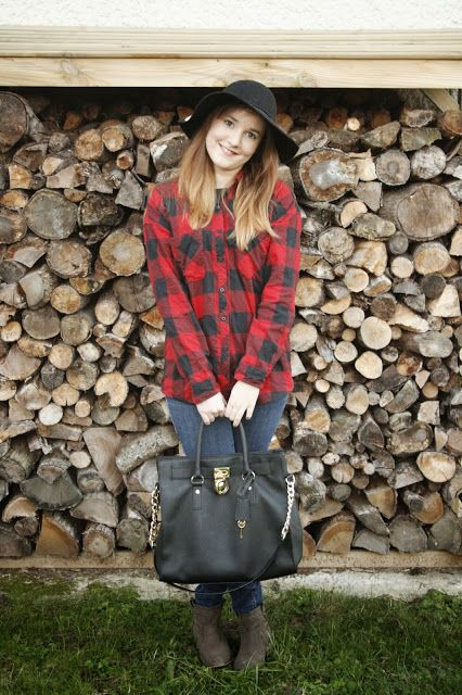 Blog mode Lyon - Jumelle Ln - Alice et Clara: Cow Girl Chic