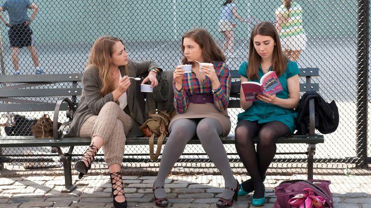 I april sändes femte säsongens sista avsnittet av den härliga serien Girls. Låt Hannah och resten av gänget guida dig runt i New York! #New #York #City #NewYork #NYC #Travel #Resa #Resmål #USA #Girls #Serie #TV #Fan #Inspelning #Plats