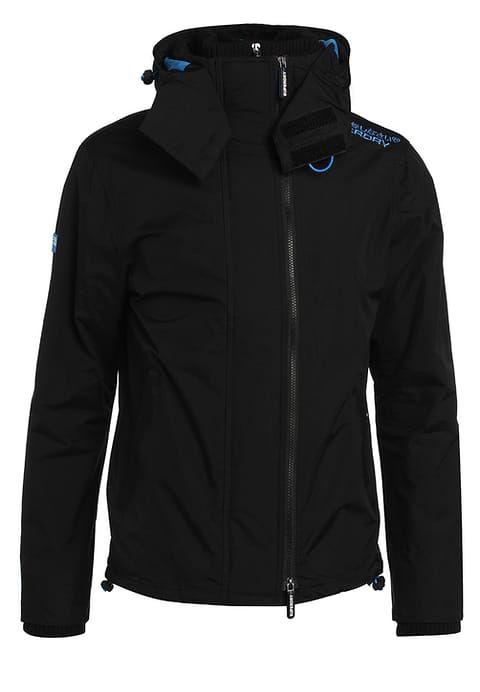 Superdry Übergangsjacke - black/denby blue für 74,95 € (12.04.17) versandkostenfrei bei Zalando bestellen.