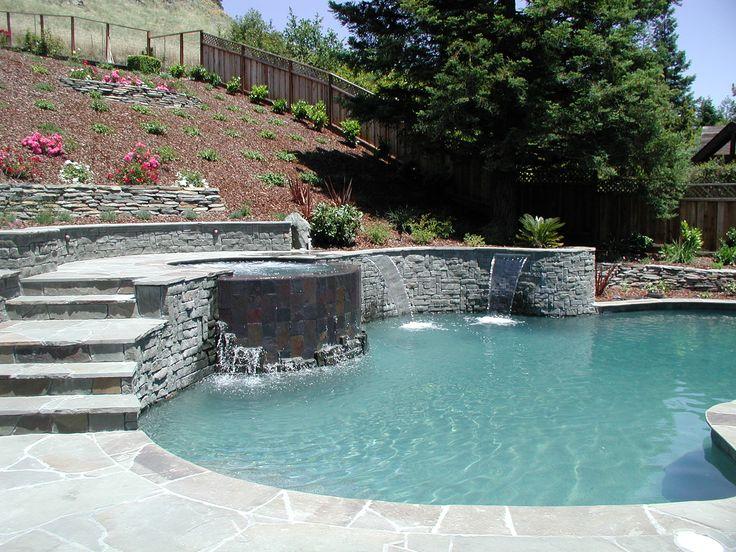 123 best ahhhh hot tubs images on pinterest for Pool design austin