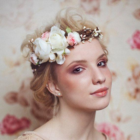 17 Best Ideas About Black Flower Crown On Pinterest: 17 Best Ideas About Flower Head Wreaths On Pinterest