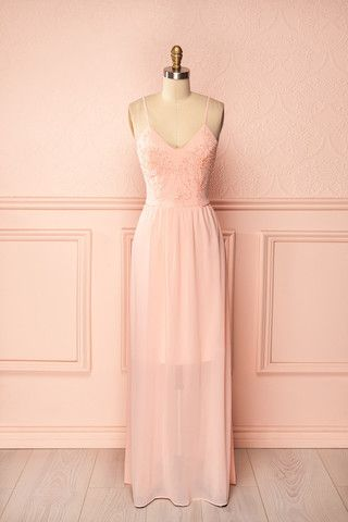 Edmée Pêche ♥ JUST IN OMG!!! I think I will wear pink now!