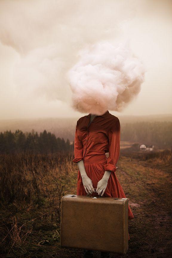 Surreal Self-Portraits of a Traveling Photographer - My Modern Metropolis