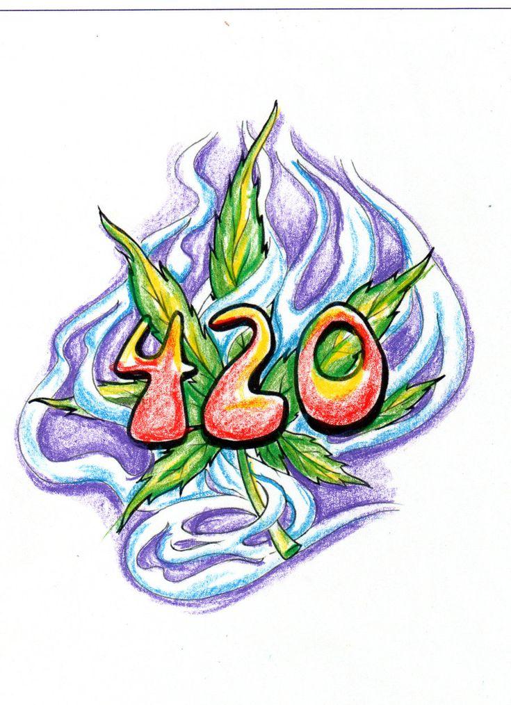 420 tattoo designs - 761×1049