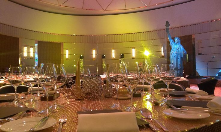 Great Gatsby Themed Event by 7 Sky Event Agency - 001