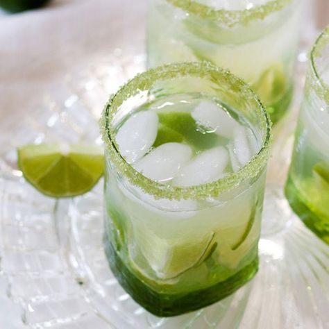 What is a margarita without fresh lime? We've blended fresh lime juice with organic sugar. The result: Our Margarita Lime cocktail sugar is a green-colored sugar that is deliciously tart and sweet, a zesty sugar rimmer for margaritas, cocktails, and mixed drinks. #SugarSweet