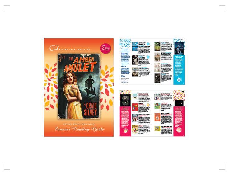 BETTER READ THAN DEAD – Summer Reading Guide 2012