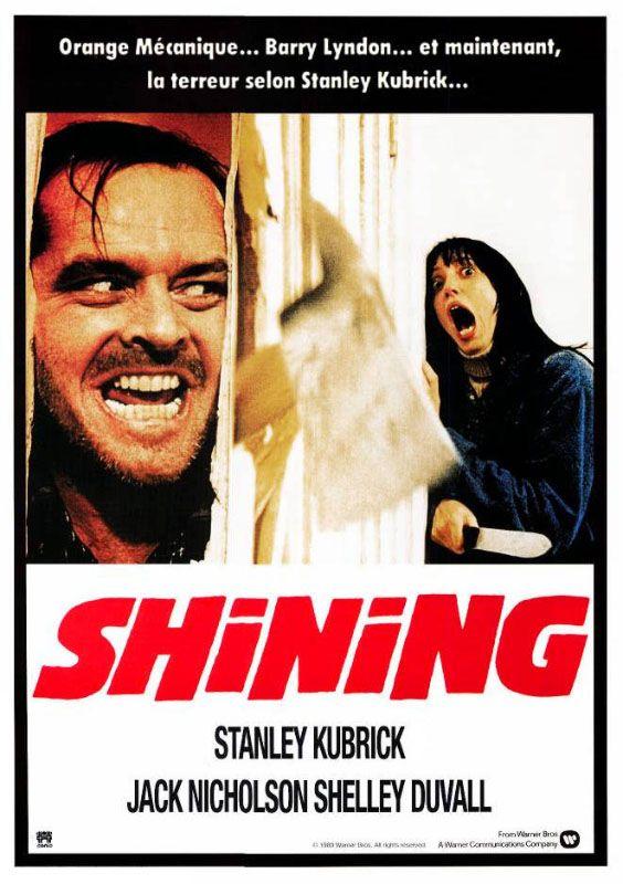 Redécouvrez la bande-annonce de Shining ponctuée des secrets de tournage et d'anecdotes sur ce film. ☞ (The Shining) est un film d'horreur britannico-améri