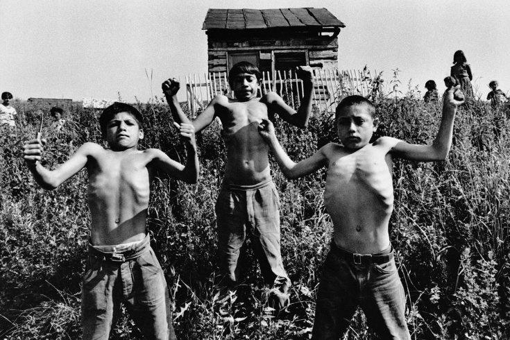 Josef Koudelka's Gypsies, Revisited - LightBox