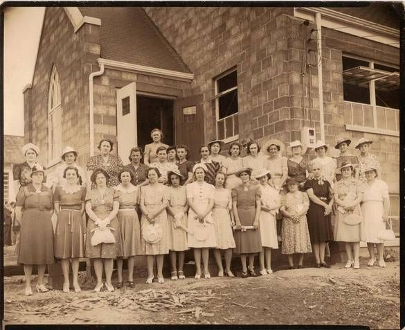 Was Taken In Front Of The Loyall Church Of Christ Date Unknown Harlan County Harlan Kentucky Churches Of Christ