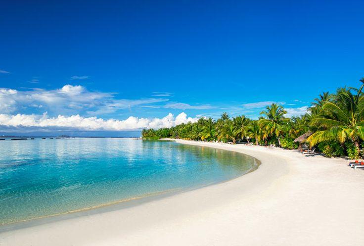 Sheraton Full Moon Resort - beach