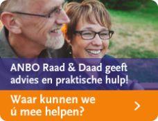 ANBO komt op voor de belangen van de sterk groeiende groep senioren in Nederland.  Door de toenemende vergrijzing wil de overheid bezuinigen en komen voorzieningen als zorg, pensioenen en uitkeringen behoorlijk onder druk te staan. Namens onze achterban maken wij ons in politiek Den Haag sterk voor een goed ouderenbeleid. Niet alleen in Den Haag, maar ook lokaal bij gemeenten.