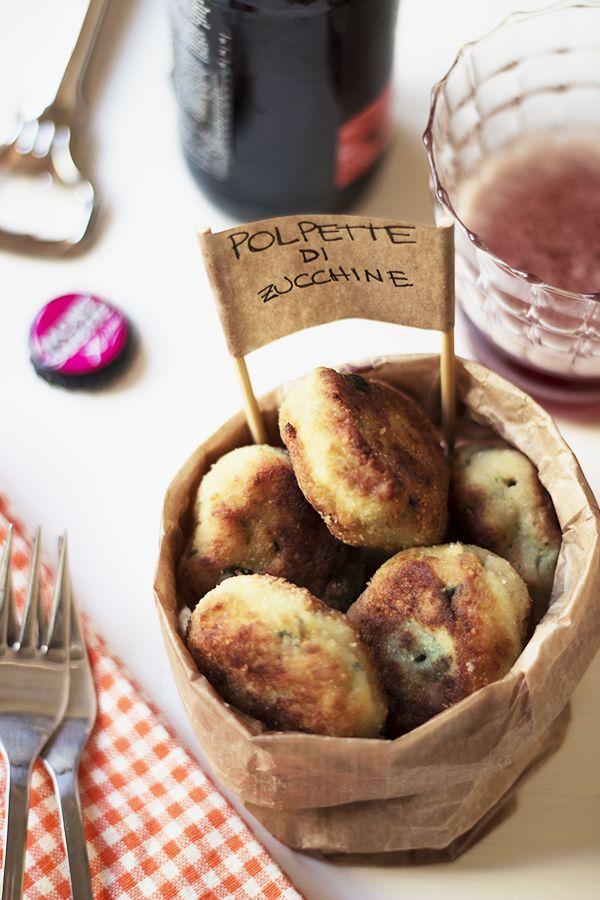 Friarielli & sound: Ricettage e polpette di zucchine #Ricettage y albóndigas de calabacín