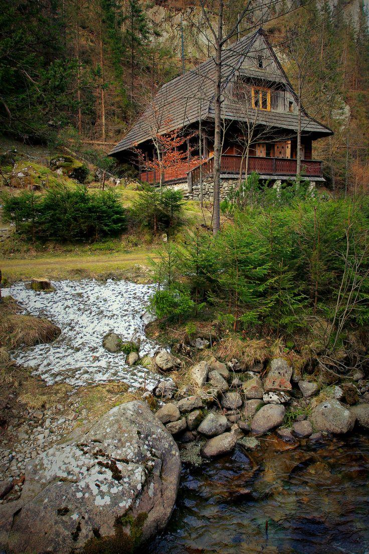 Górska chata | Grzegorz Grzesiak | Flickr