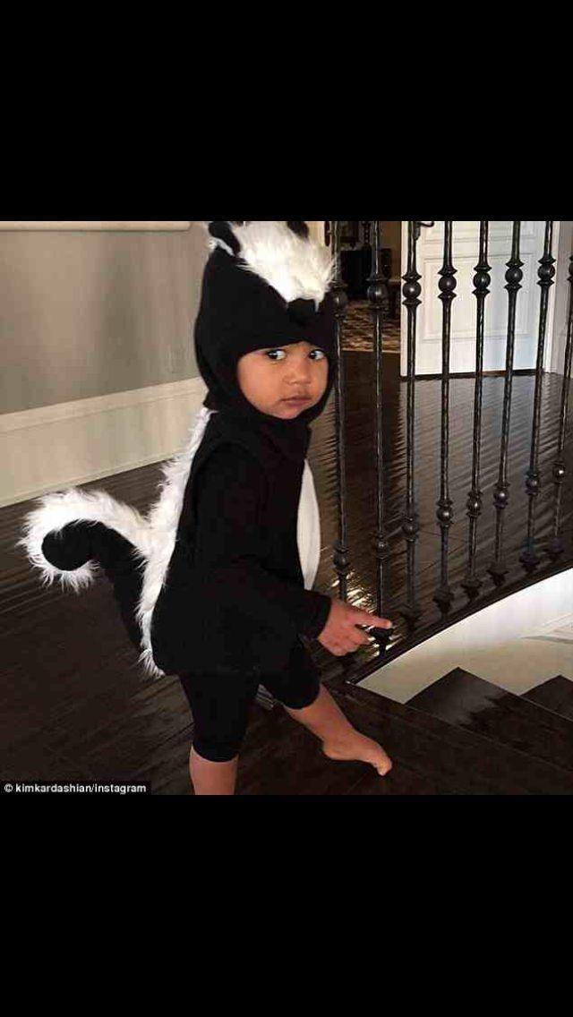 Nori in her Halloween costume