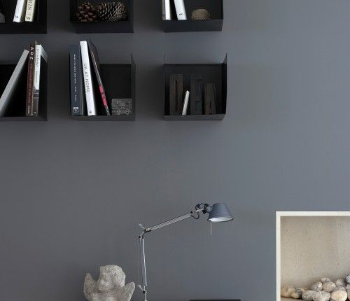 Dark Lead Colour (118) - Grey Paint Colours - Shop by Colour - Paint