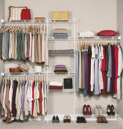 ClosetMaid Offers Wire, Wood Laminate And Fabric In Many Finishes And  Designs. Find Your Perfect Closet Organizers, Closet Shelf, Or Other  Solutions Now.