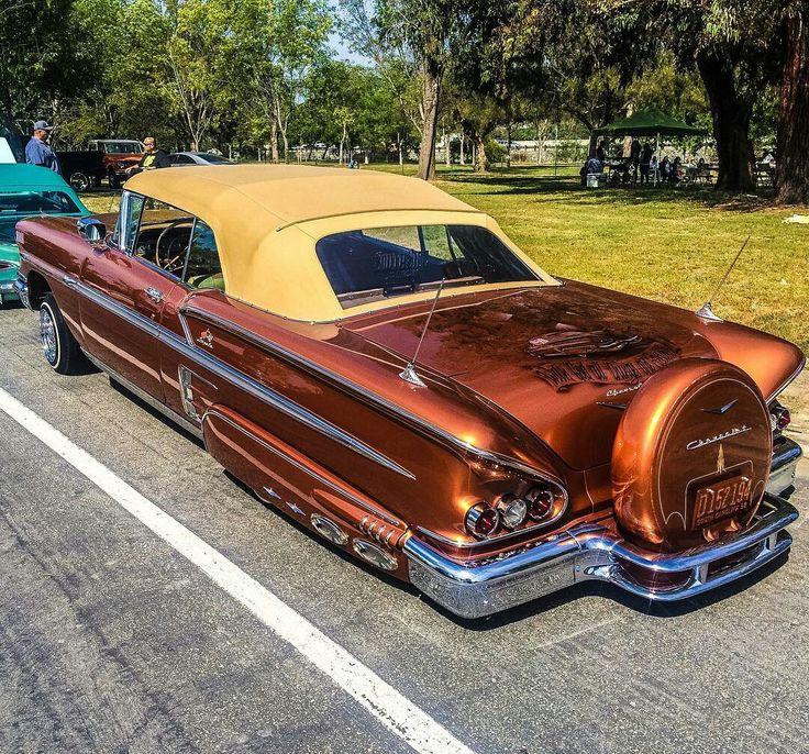 58 Chevy Impala Rag Low low.....