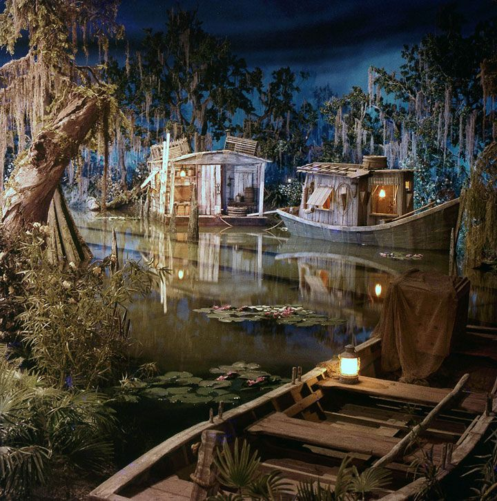 Bayou PICTURES   Disney Pictures » Archives » Blue Bayou Lagoon