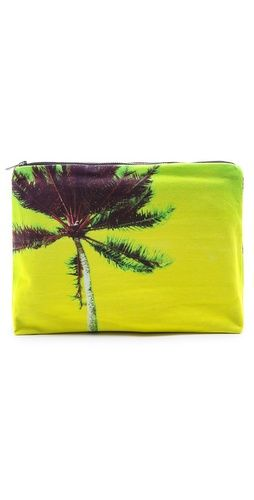 Samudra Electric Beach Electric Coco Pouch | SHOPBOP | Use Code: INTHEFAMILY25 for 25% Off