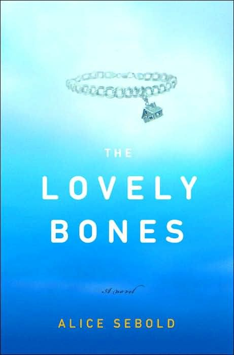 the lovely bones- thought peter jackson did a good of of the movie too