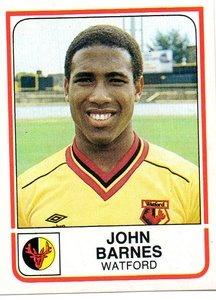 JOHN BARNES Watford (1984)