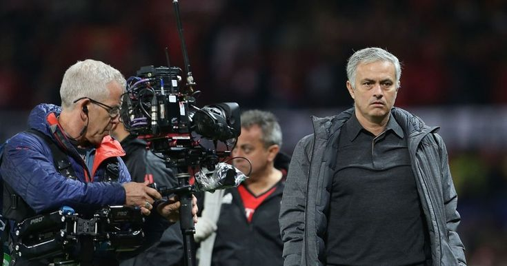 Houston the ego has landed Paris Saint-Germain have Mourinho on their wishlist for the end of the season