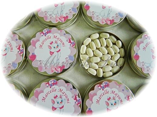 Lembrancinhas Aniversário Gatinha Marie - Visite: http://www.mariadaluz.com.br/loja3.0/bb056639-lembrancinha-aniversario-gatinha-marie-p-1781.html