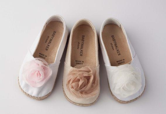 Ανακαλύψτε τα πιο όμορφα βαπτιστικά παπουτσάκια στο www.angelscouture.gr