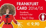 Get the Frankfurt Welcome Card for reduced prices