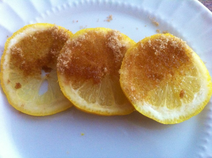 Lemon Brown Sugar Facial Exfoliation Scrubs